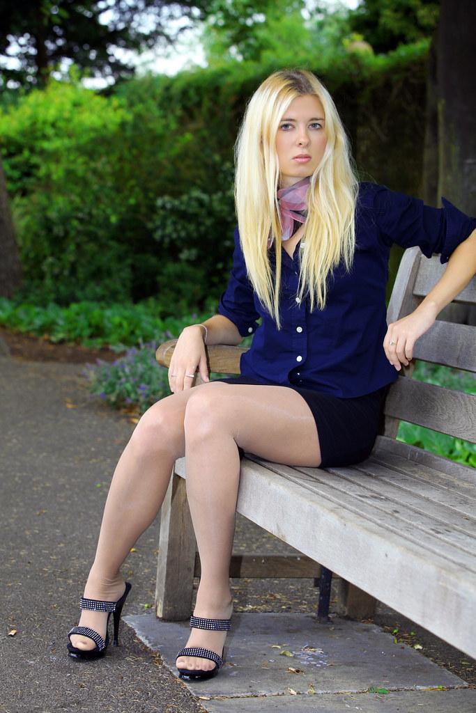Hose and heels tumblr