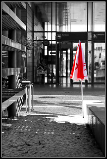 black white and red ... | by John FotoHouse