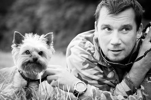 My dad and Denny | by MICHAL JIRAK PHOTOGRAPHY