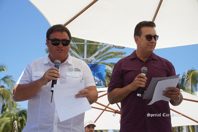 Mike Brewer and Dave Kunz host Rodeo Drive Concours