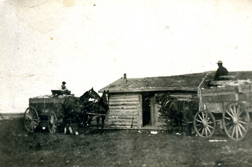 #1122 Squirrel homestead | by Rexburg Historical Society