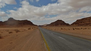 Wadi Rum in Jordan - March 2012 | by SaffyH