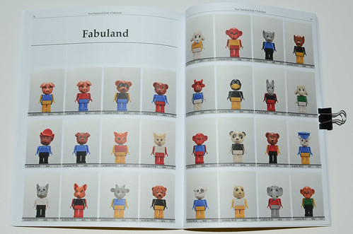The Unofficial LEGO figure catalog | by hmillington