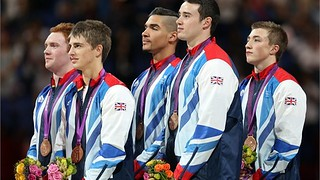 Louis Smith and Team GB member's | by Anglian Windows