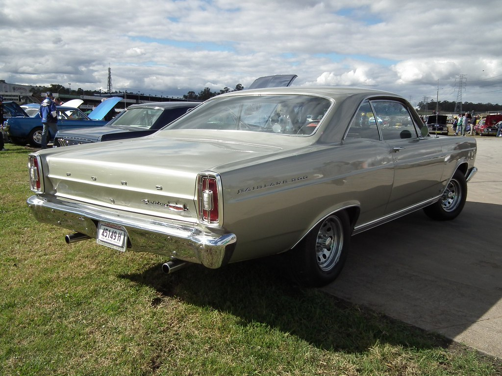 1966 ford fairlane 500 coupe by sv1ambo