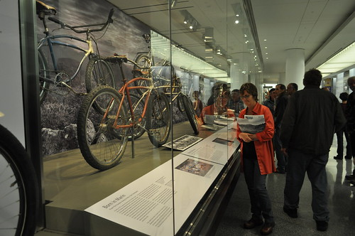 SFO history of mountain biking exhibit (uneditied) | by kleja