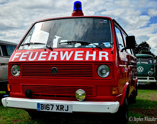 Fire Truck | by Stephen Whittaker