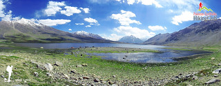 Shandur Lake, Pakistan. | by Mian Aamir