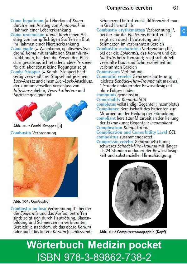Wörterbuch Medizin pocket - Kleines Lexikon : Medizinische…   Flickr