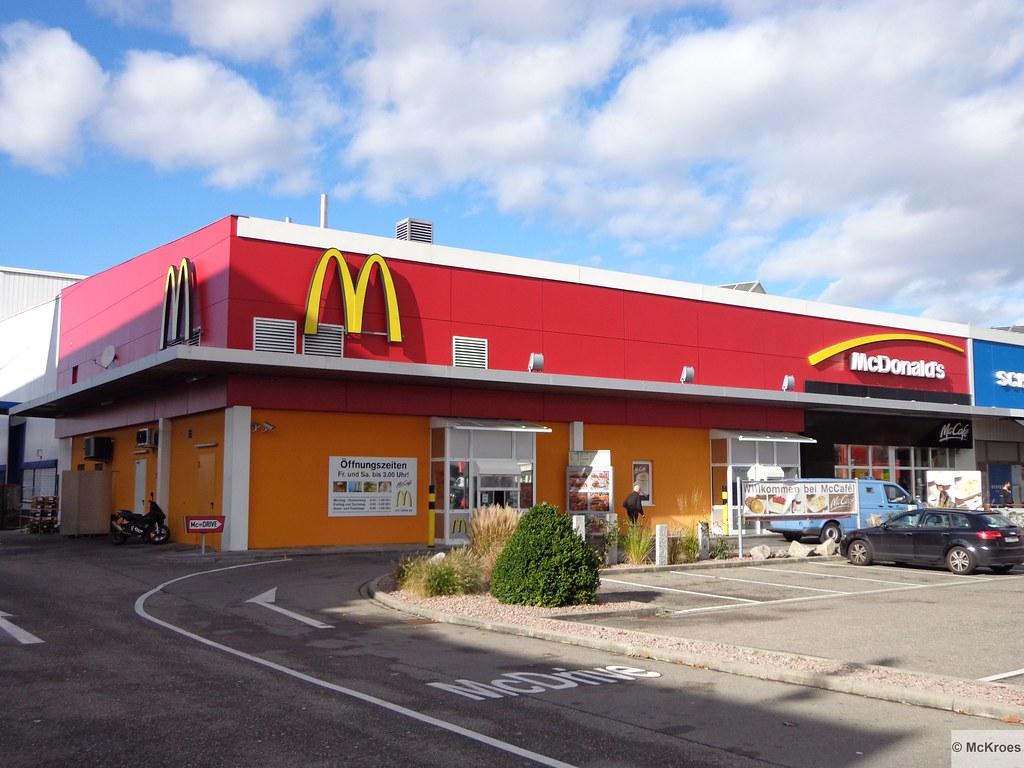 McDonald\'s Weil am Rhein Colmarerstrasse 7 (Germany) | Flickr
