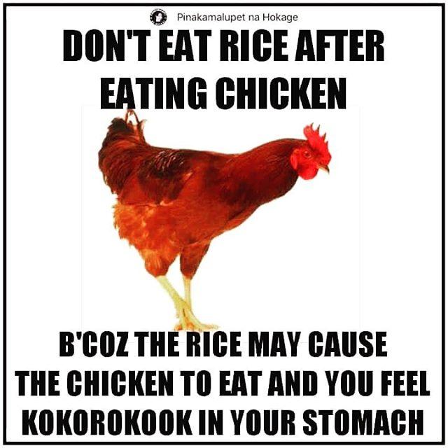 Jokes Chickenrice Jokeoftheday Wkfong8 Flickr