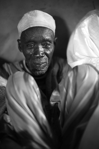 Chief of the Kingdom of Nanumba, Bimbilla, Ghana | by Alfred Weidinger