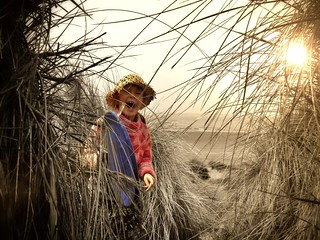 Hiding in the dunes | by JonnyGoodchild