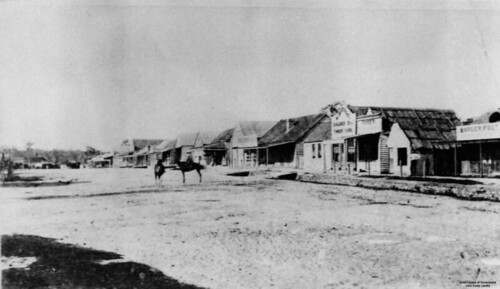 Early Stanthorpe 1874