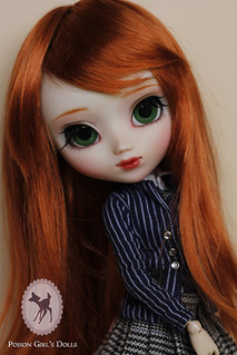 ~ Custom Pullip Stica for Ziane ~ | by -Poison Girl-