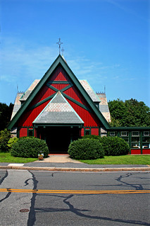 Nahant Village Church ~ Main Front Portal | by FelixSS©
