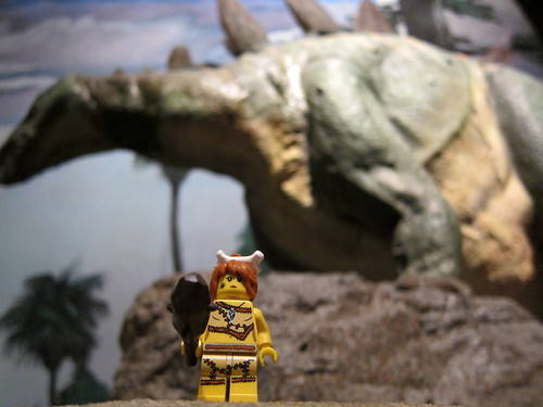 LEGO Collectible Minifigures Series 5 : Cave Woman | by wiredforlego
