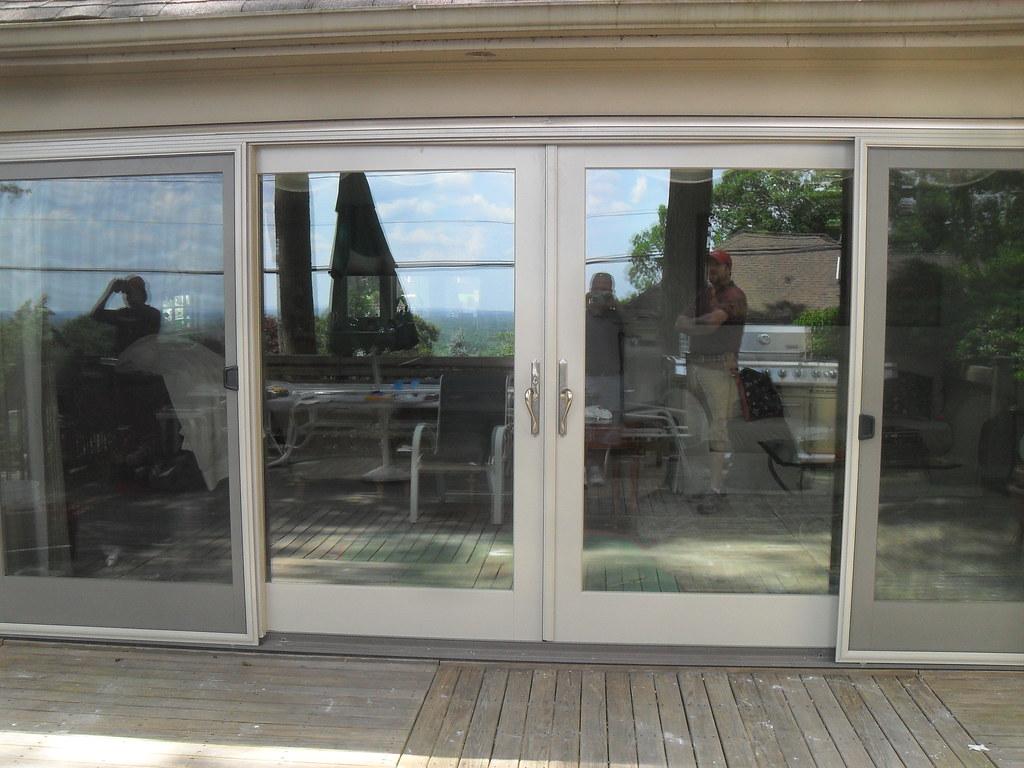 ... JELD WEN 16u0027 Sliding Patio Door | By Somerset Hills Doors U0026 Millwork
