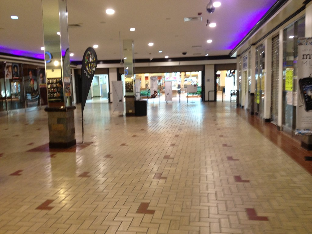 the hookup security square mall