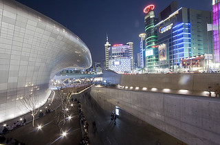 Dongdaemun Design Plaza & Park | by Nestor's Blurrylife