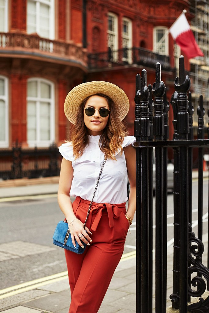 The Little Magpie Topshop Trousers 7