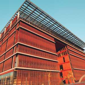 Les Espaces Vanel Arche Marengo Exterieur Toulouse Convention