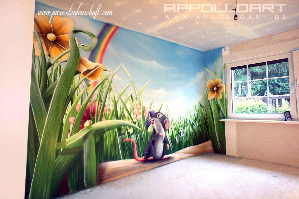 Kinderzimmergestaltung  kinder zimmer gestaltung graffiti | Gestaltung / Design eine… | Flickr