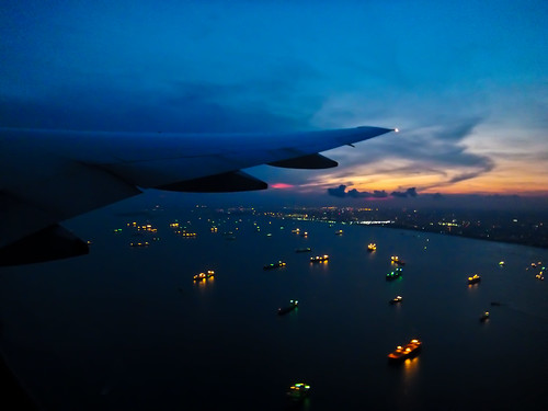 Taking off From Singapore | by Swami Stream