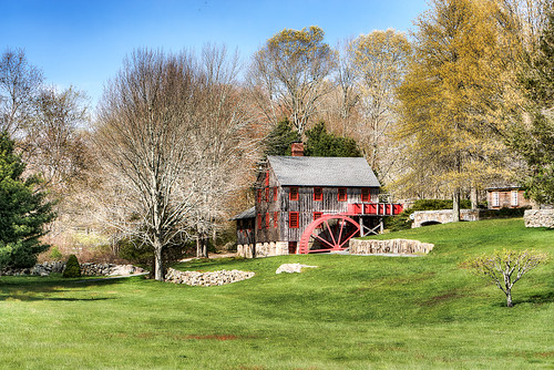 Exeter Hollow Mill | by mike_dooley