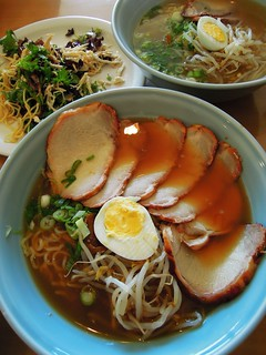 Japanese pork noodle | by MelindaChan ^..^