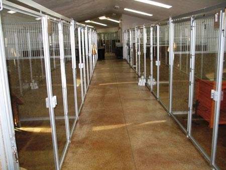 Kennel (Inside)