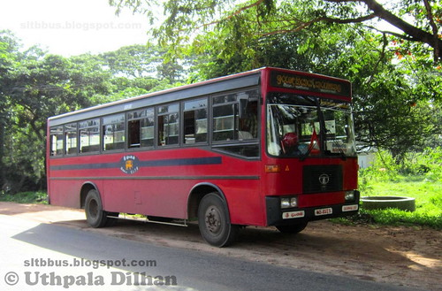 SLTB Dimo TATA 1313 Bus | by Uthpala Dilhan