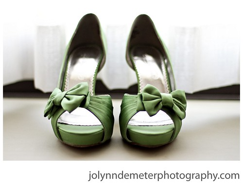 Wedding Shoes | by jolynn.demeter.photo
