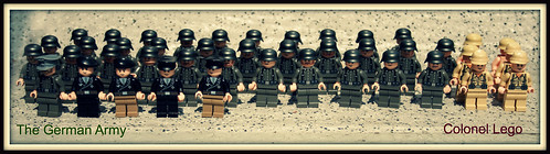 The German Army | by Colonel Lego