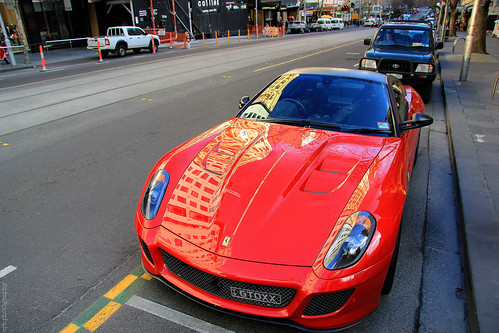 599 GTO | by CRB.Photography