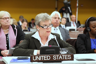 Acting Under Secretary Gottemoeller Addresses the First Committee - Disarmament and International Security | by U.S. Department of State