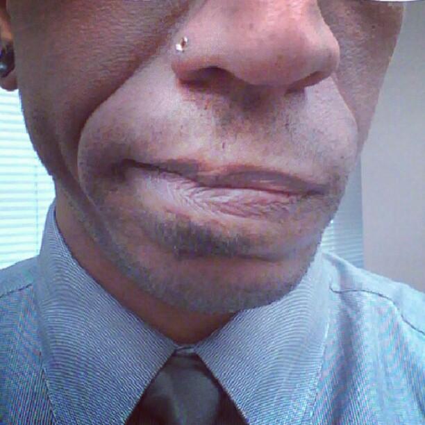 My Nose Looks So Bare Im Wearing My Septum Retainer Flip Flickr