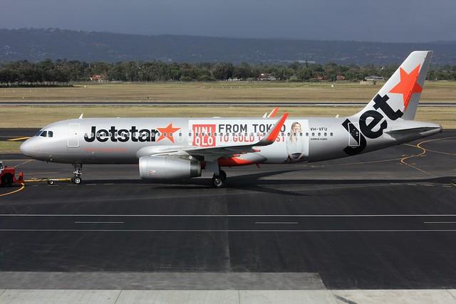 A320-200  VH-VFU