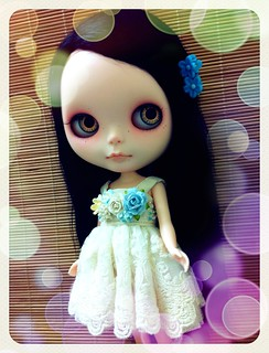 Welcome my new little girl, Iris | by Annie's wonderland (No FM)