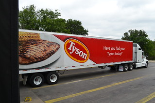 Tyson Foods Donation 2012 | by Central Texas Food Bank