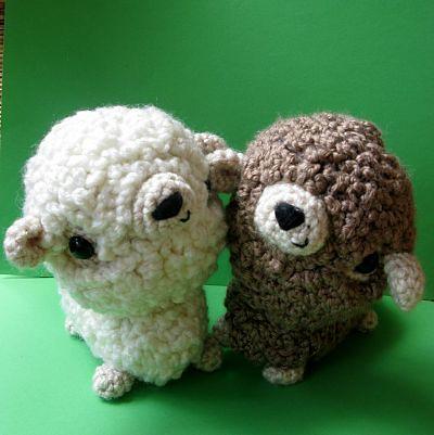 Amigurumi Sheep Ovejitas! New pattern in my Etsy shop ...
