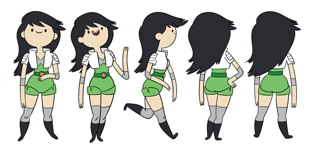 beth turnaround color design by phil rynda color by chri flickr