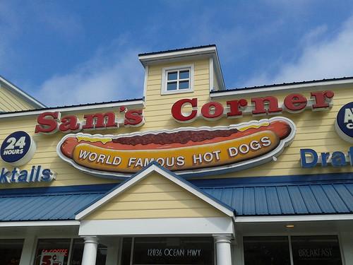 Sam S Corner North Myrtle Beach