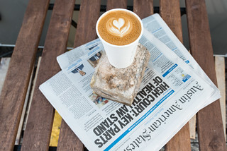 Morning Cappuccino on Old World News | by -Dons