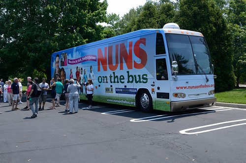 Nuns On The Bus | by tvnewsbadge