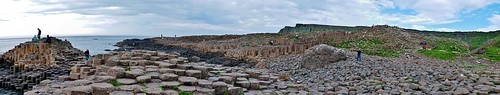 The Giant's Causeway Panorama. Explored 08.07.2012 | by The One, the Don, the Pedro