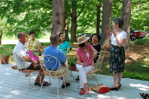 Brunch Celebrating Contemporary Dance at Jacob's Pillow | by Foundation for Jewish Culture