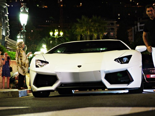 LP 700-4 waiting for his owner. | by Niklas Emmerich Photography