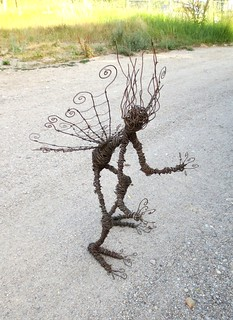 Barbed Wire Minion | by The Dusty Raven Gallery
