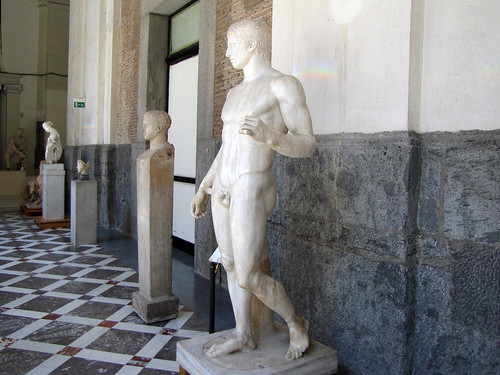 Doryphoros By Polykleitos Essay